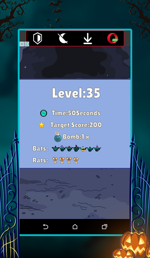 Android App Review: Bat Attack | GiveMeApps