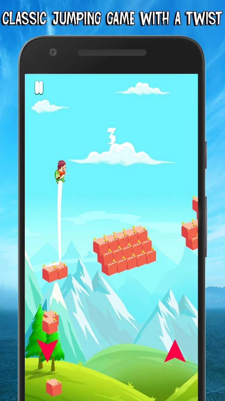 Run And Jump Boy | Android App Review | GiveMeApps