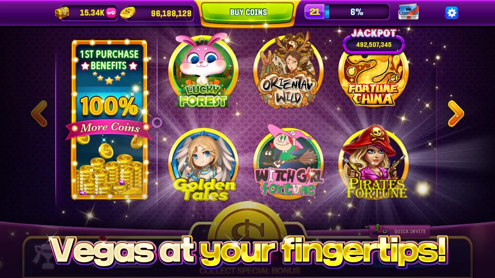 Android App Review: Joy Vegas Slots | GiveMeApps