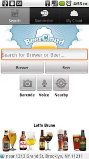 iPhone/iPad App Review: Beer Cloud | GiveMeApps