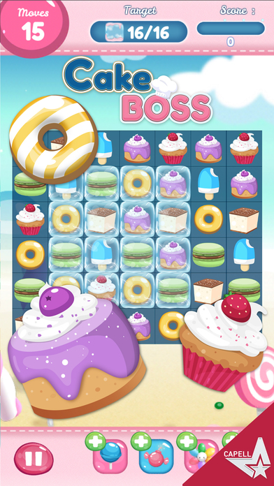 Android App Review: Sweet Cake Boss | GiveMeApps