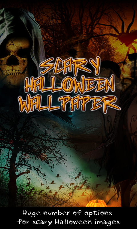Scary Halloween Wallpaper Givemeapps Android